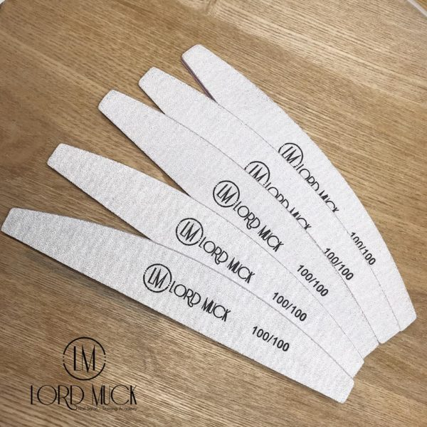 Lord Muck Professional Nail Files