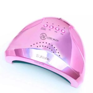 LMP Pink Holographic SUNone LED Lamp