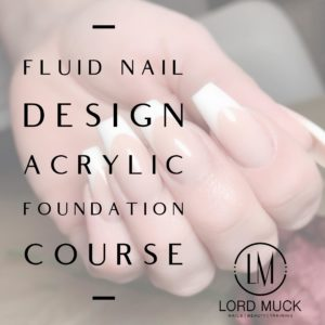 FLUID NAIL DESIGN ACRYLIC FOUNDATION COURSE KIT