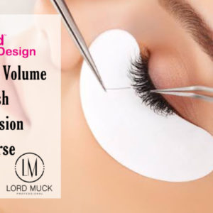Fluid Nail Design 2 Day Classic & Volume Lash Extension Course Kit